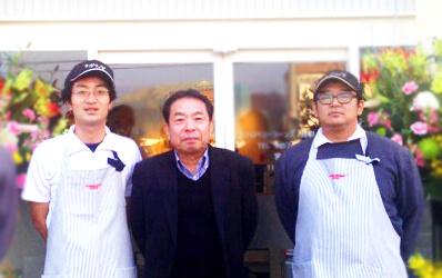 鳥取オーナー様写真